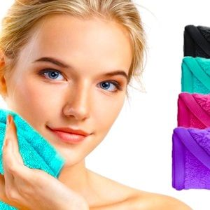 ⭐️HOST PICKx2⭐️Reusable Cloth Makeup Wipes(5 Pack)